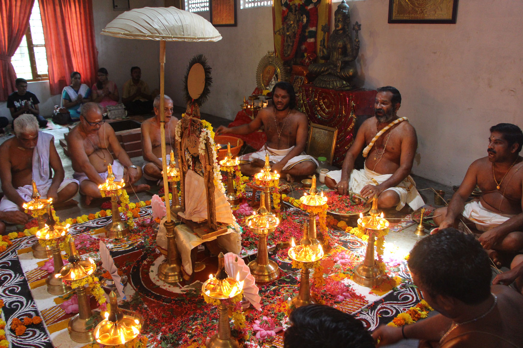 Navagraha Shanti Homam/Puja